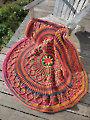 ANNIE'S SIGNATURE DESIGNS: Alegria Afghan Crochet Pattern