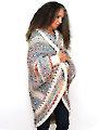 Luxe Oversize Shrug Crochet Pattern