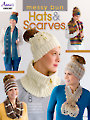 Messy Bun Hats & Scarves Crochet Pattern Book
