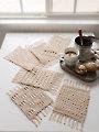 ANNIE'S SIGNATURE DESIGNS: Rustic Mug Rugs Crochet Pattern