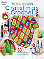 'Tis The Season Christmas Crochet Pattern Book