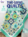 "Time-Saving Quilts With 2½"" Strips"
