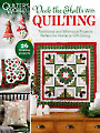 Deck the Halls With Quilting Christmas