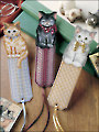 Pretty Kitty Bookmarks
