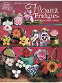 Flower Fridgies Plastic Canvas Patterns