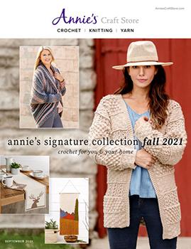 Shop the September 2021 Crochet Catalog