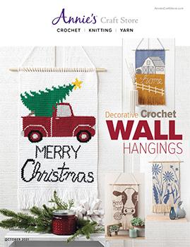 Shop the October 2021 Crochet Catalog