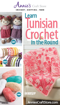 Shop the April 2021 Crochet Catalog