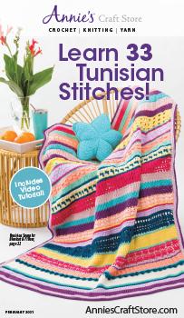 Shop the February 2021 Crochet Catalog