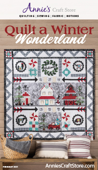 Shop the February 2021 Quilt & Sew Catalog
