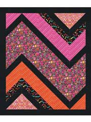 Rocker Chic Quilt Kit