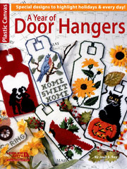 A Year of Door Hangers