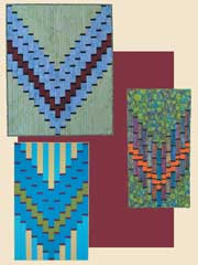 Arrow Quilt Pattern
