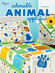 Adorable Animal Applique