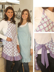 Easy Fit Apron Sewing Pattern