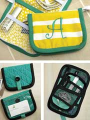 Tech Accessory Organizer Sewing Pattern
