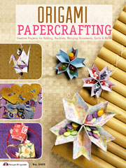 Origami Papercrafting Book