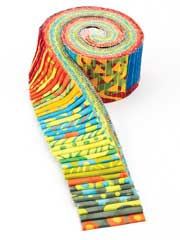 Simple Marks Summer Jelly Roll-40/pkg.
