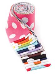 Medium Dots Jelly Roll-15/pkg.