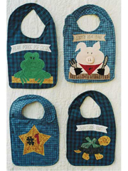 Batch of Bibs Sewing Pattern