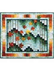 Fractured Seasons Quilt Pattern