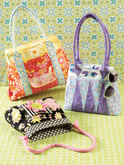 Express Yourself Bags Sewing Pattern