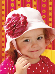 Baby & Toddler's Hat Sewing Pattern