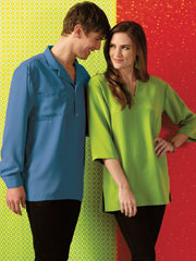 Unisex Shirts Sewing Pattern