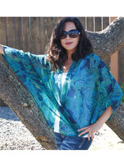 Fast n Fun Circle Jacket Sewing Pattern