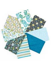 Gypsy Fat Quarters-8/pkg.