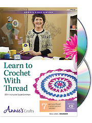 Crocheting with Thread Class DVD