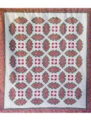 June Wedding Quilt Pattern