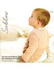 The Second Sublime Baby Silk & Bamboo DK Book