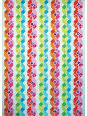 Retro Ribbons Quilt Pattern