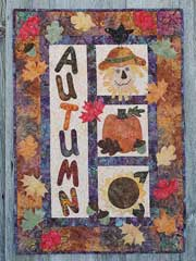 Autumn Whimsey Quilt Pattern