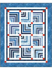 Opposites Attract Quilt Pattern