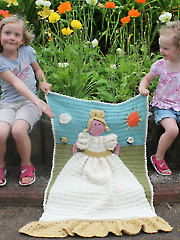 Crochet Princess Quilt