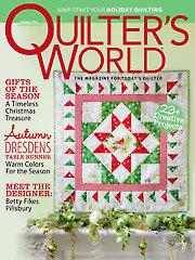 Quilter's World Autumn 2014