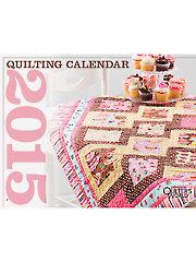 Quilting Calendar 2015