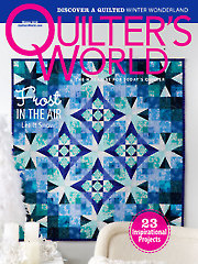 Quilter's World Winter 2014