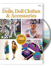 Dolls, Doll Clothes & Accessories DVD