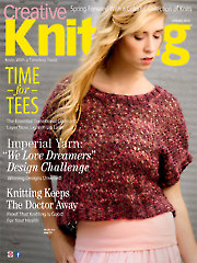Creative Knitting Spring 2015