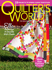 Quilter's World Spring 2015