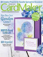 CardMaker Spring 2015