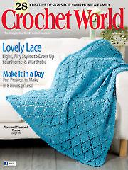 Crochet World April 2015