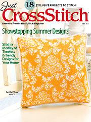 Just CrossStitch May/Jun 2015