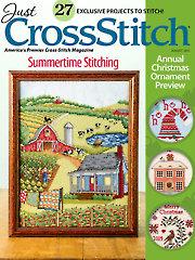 Just CrossStitch Jul/Aug 2015