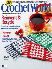 Crochet World August 2015