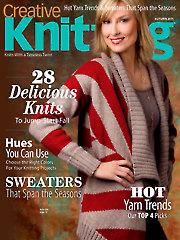 Creative Knitting Autumn 2015
