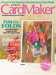 CardMaker Autumn 2015